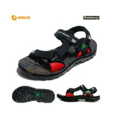 Sandal Gunung Outdoor Pro Magma Black hiking trekking outdoor sport