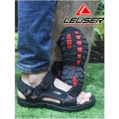 Sandal Gunung / Sandal Outdoor / Sandal Rei Dark Wolf