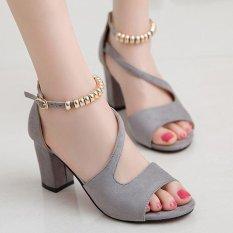 Beli Sandal Hak Wanita Baru Dan Fashion Sepatu Musim Panas Sepatu Santai Sepatu Kerja Bisnis