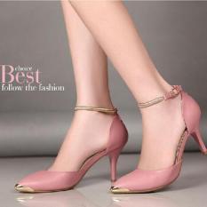 Sandal High Heels Wanita Sepatu Sendal Wanita SDH20