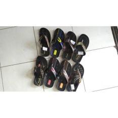 Sandal Jepit Carvil Sponge Pria Size 44 Only/Sendal Carvil Original - Ubrs6m