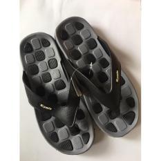 Sandal Jepit Karet Komin Pria - Warna Warni