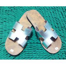 Sandal Jogja H Silver