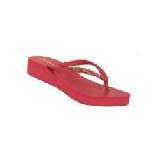 Spesifikasi Ando Sandal Hak Wanita Nice Queen Warna Fushia Murah Berkualitas