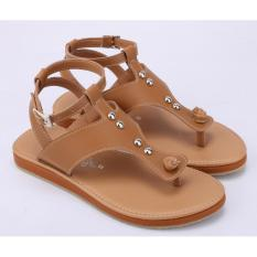 Sandal Kasual / flat Anak Perempuan Ori Catenzo Junior - Cds 044