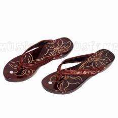 Sandal Kelom Capit Full Ukir 002