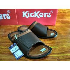 Sandal Kickers Slop Pria