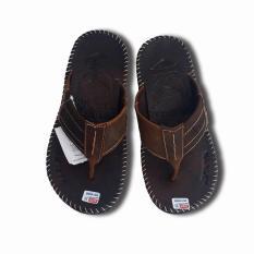 Sandal Kulit Asli - Sandal Pria - Sandal murah - Coktu