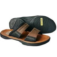 Sandal Kulit Pakalolo 0871 (Brown)IDR285000. Rp 285.000