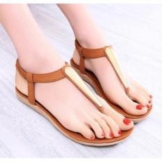 Sandal Wanita / Sandal Jepit Wanita / Sandal Rata / Sandal Santai Wanita / Sandal Casual Wanita / Sandal Murah / Sandal Wedges / High Heels / Sandal Wanita Terbaru - Sandal MH5