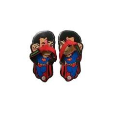 Sandal Sendal Jepit Sancu Anak Supermen Superman Karakter