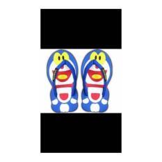 Sandal Sendal Sancu Lucu Jepit Karakter Anak Doraemon