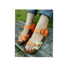 Sandal / Sendal / Sepatu Tali Santai Carvil - Zm3cae