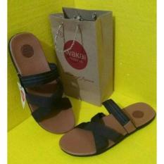 Sandal Wakai Model Trendy Ukuran 39-43 - Sggiby