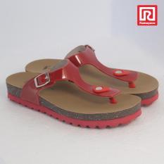 Jual Ramayana Polo Ralph House Sandal Wanita Basic Motif Jepit Merah Polo Ralph House 07969267 36 Jj Grosir