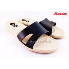 Bata Sandal Wanita Cantik Hitam 572-6035