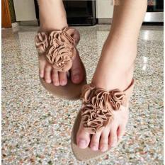 Sandal Wanita Flip Flop Jepit Kr0040 Karani Diskon 30