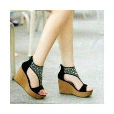 Harga Sandal Wanita Glow Heirs Sandal Cantik Seken