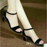Sandal Wanita High Heels Hak Tahu T13 Murah Tapi Mewah Asli