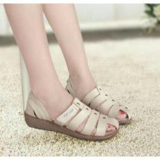 Jual Sandal Wanita Kickers Ct Cream Sepatu Kickers Cream Sepatu Sandal Kickers Sepatu Wanita Kickers Ct Cream Murah Di Jawa Barat