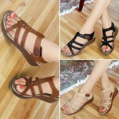 Tips Beli Sandal Wedges Cantik Mulan