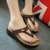Beli Sandal Wedges Vic 562 Kredit Indonesia