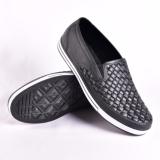 Beli Sankyo Sepatu Karet Saf1125 Slipon Casual Motif Anyaman Murah Lengkap
