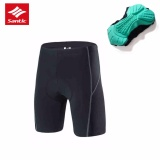 Jual Santic Cycling 4D Padded Shorts Bike Short Pants Casual Shorts For Summmer Intl Santic Original