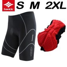 ... Pendek celana. Rp292.929. Rp345.656. -15%. Santic Pria Bersepeda Shorts Sepeda Gunung Shorts 4D Padded Culotte Ciclismo Bernapas & Anti Keringat ...