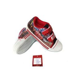 Jual Santika Sepatu Anak Mqueen Cars Action Merahputih 28 33 Ori