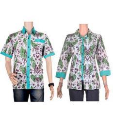 Sarimbit Batik | Couple Batik Mega Mendung - Katun Primisima
