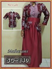 Sarimbit Gamis Batik Couple Baju Pasangan Batik Pekalongan Murah 18
