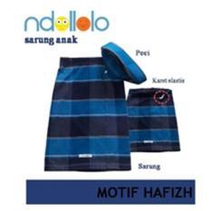 Situs Review Sarung Anak Karet Pinggang Adjustable Motif Hafizh Ndollolo