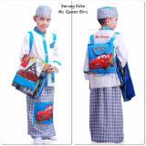 Spesifikasi Sarung Koko Karakter Biru Trendy