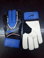 Sarung Tangan Kiper / Gloves Kepper Import Nike Vapor Biru