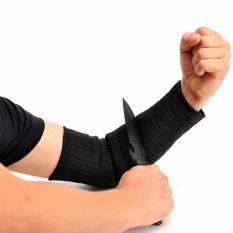 Spesifikasi Sarung Tangan Lengan Manset Pelindung Anti Begal Senjata Tajam Bagus