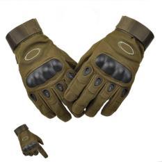 Toko Sarung Tangan Tactical Military Full Finger Hijau Tactical Blackhawk Online