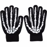Beli Sarung Tangan Touch Glove Skull Skeleton Design For Smartphone Cicil