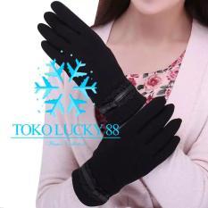 Free Ongkir Sarung Tangan Touchscreen Renda