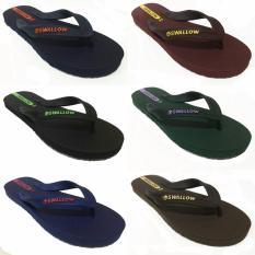 SATUAN Sandal / Sendal Jepit Pria Swallow Premium Semeru 39-42