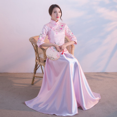 Jual Saudara Baru Musim Panas Republik Cina Sitar Tiongkok Baju Pertunjukan Bedak Ori