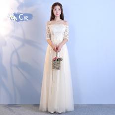 Informasi Daftar Harga Jual Model Dress Pesta Brokat Termurah Dan