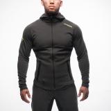 Jual Jirouxiongdi Musim Dingin Baru Pria Kebugaran Pakaian Workout Kaos Sweater Gambar Warna Online