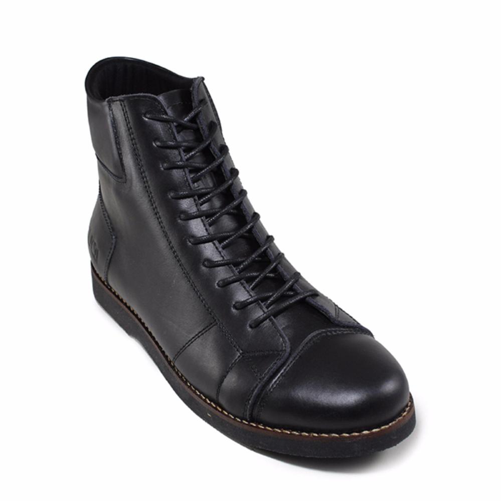 Fashion Sauqi Footwear Daftar Harga Desember Louis Andreano Dompet Pria Miller Premium Hitam 2018