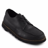 Toko Sauqi Flux Sepatu Casual Boots Pria Kulit Asli Jenis Pull Up Hitam Sauqi Footwear Di Jawa Barat