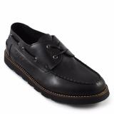 Kualitas Sauqi Footwear Zapato Sepatu Loafers Pria Sepatu Kulit Asli Hitam Sauqi Footwear