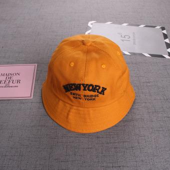 Sayang Katun Pria atau Wanita Anak Musim Panas Pelindung Norbert Matahari Topi Matahari Anak Topi (2-5 Tahun 49-52 Cm Sekitar Lingkar Kepala + Hitam Kata)