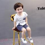 Beli Sayang Korea Fashion Style Anak Laki Laki Musim Panas Sfjx Biru Tua Oem Asli