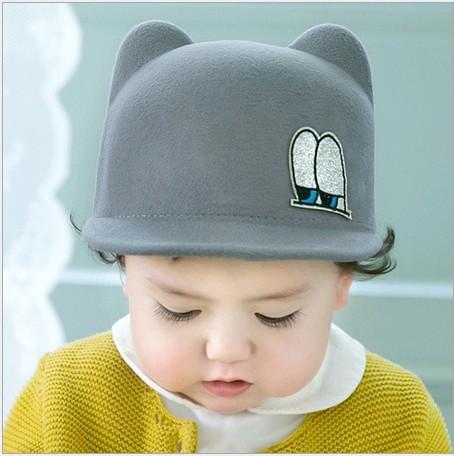 Pencarian Termurah Anak-anak topi musim semi dan musim gugur Gaya Korea  Petpet Topi bahan e0d1497a37
