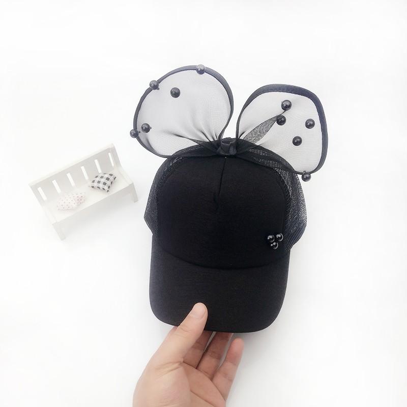 2a58f9301635e ... Fashion Style Bernapas Musim Panas Anak Anak Source · Beli sekarang Musim  panas Gaya Korea anak anak kuping kelinci topi lidah bebek Pria dan wanita